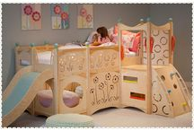 Kids bed room