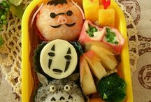rather be hungry / cute foods // the art of bentos