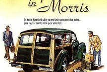 Morris Minor Posters