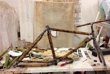 Vélo bambou / Construire un vélo en bambou sois même