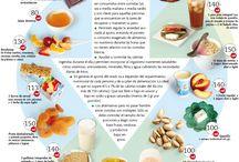Recetas Gourmet / alimentos para diabeticos / by Ana Cecilia Rey Torres