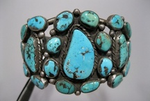 Turquoise / by Kathy Hendrick