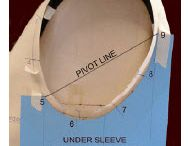 Sleeve adjustment