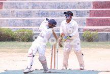 Parvej Alam / Parvej is a  left-handed batsman from slums in Delhi.
