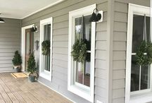 Exterior paint and design