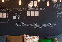 Wall ideas / by Tiffany Milburn