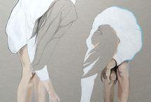 Artiste Christina Troufa / Peinture