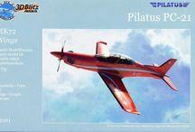 Aircraft Plastic kits, 1/72