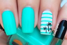 summer nails desings