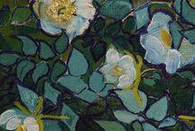Livin'art loves art flowers