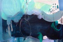 Kunst / Artwork that inspires me as well as my own work