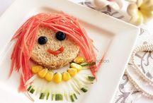 i love cute food