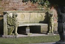 Garden seats / A variety of different garden seats and benches for the garden