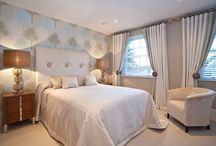 Calm & Relaxing Guest Bedroom / A lovely cream scheme for a guest bedroom to give a warm and welcoming atmosphere.