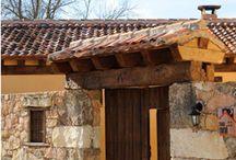 Casa El Patio / Ideal para grupos o familias. Dispone de un patio ajardinado y barbacoa.