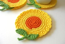 Hot Pads Crochet