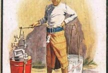 Old Indonesian Ads & Posters
