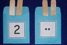 liczbowe torebki