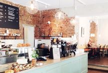 My Little Cafe / Dreaming of a future filled with espresso, cute tea cups and a buzz of chatter.