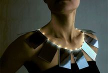 Solar design / #Solar #fashion, #solar #design and using the sun as the inspiration for clothing, architecture and more.
