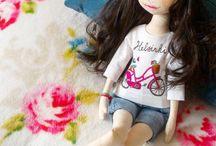 CarmenDolls / Handmade Tilda Dolls