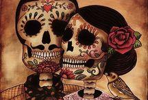 Día de Muertos #tradicionmexicana