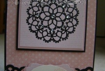 Delicate doilies