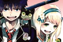 Rin x Shiemi ♡ || Blue Exorcist