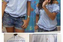 Renove sua roupa