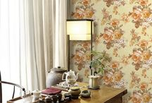 All Kind of wall Papers / If you are looking for the good quality wallpaper, go for the vinyl-coated Ultrawalls home decor wallpaper. The best thing about these wallpapers is that they are washable. Unlike standard materials, they are resistant to water and hence you can clean them with a wet spongy and soap.