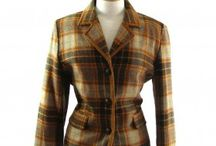 Classic womens jackets / Vintage Womens jackets from the 1940s - 1990s