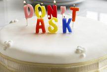 Cheeky party ideas / by Sophia Davis