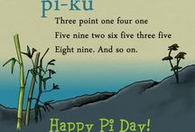 National Pi Day / March 14th is National Pi Day-- 3.14-- Let's Celebrate!