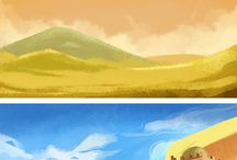 Games illustrations