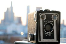 Kodak Brownie / My goal is to own one of every Kodak Brownie camera ever made. Ha