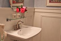 Powder/Bath room inspiration