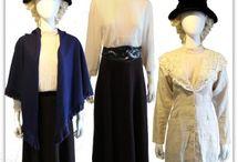 Titanic costumes