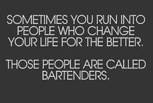 Quotes about bartenders