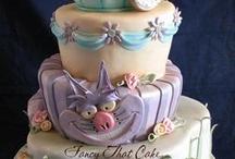 Cakes / by Grace Parente