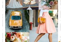 Moodboard Inspirations / All about setting a trend and giving our brides inspiration to make their special day #amomenttoremember