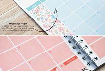 Design - Diaries, Planners & Calendars