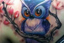 Tattoos  / by Jasmine Engellant
