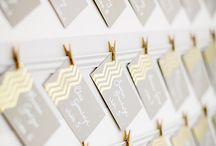Ślubne inspiracje #minwedding / poligrafia ślubna A&M
