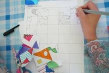 usare i disegni dei bambini/using children draws