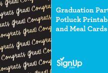 Graduation Party or Potluck