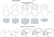 tecnicas del dibujo