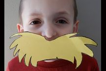 Author - Dr Seuss