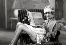 20's the roaring 20's / Flappers-Alcohol-Swimsuits-Beauty-Classy-Authours The 20's is the time, no depression