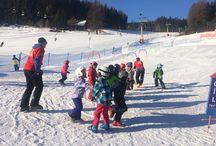 Lyžařská škola Kopřivná pod Pradědem / ze života naší lyžařské školy
