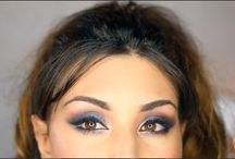 Make up / Mes maquillages